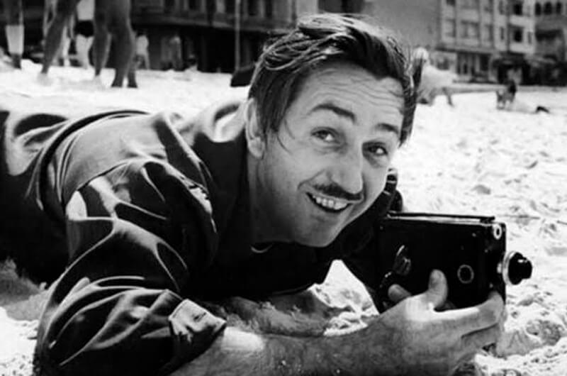 Masa Muda Walt Disney