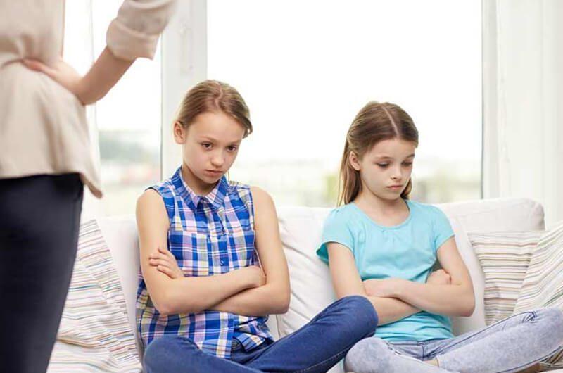 Orang kaya cemas dengan anak-anaknya