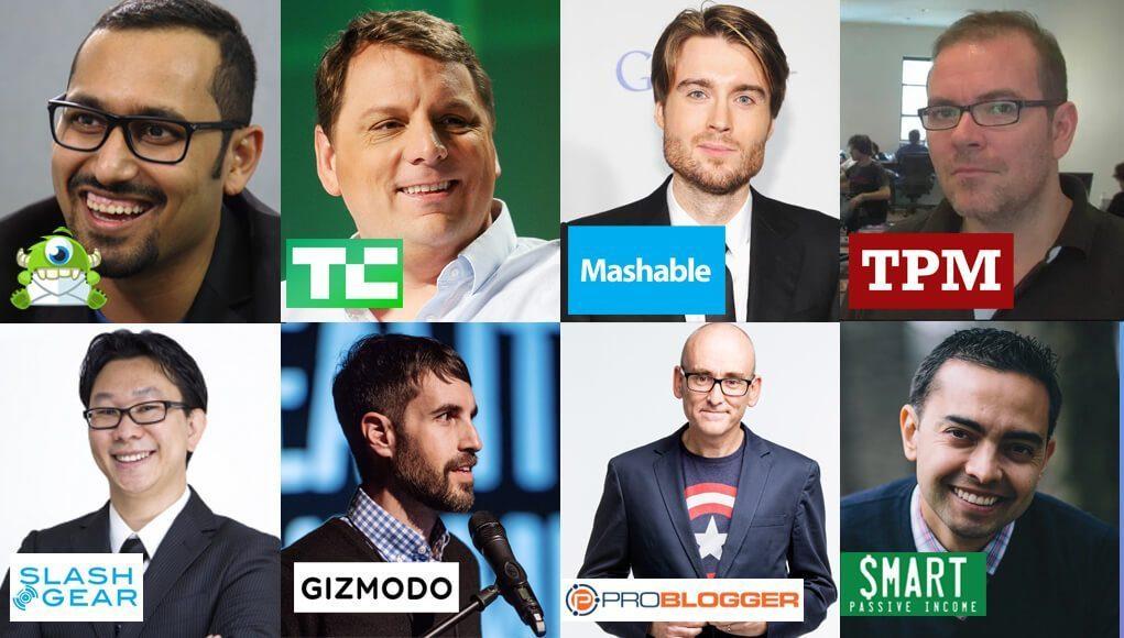 Daftar blogger terkaya di dunia