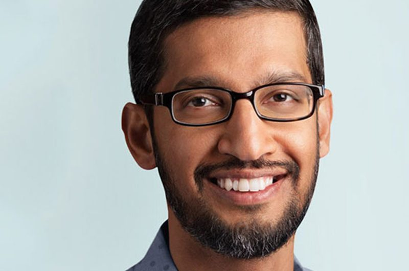 Sundar Pichai, CEO Google asal India