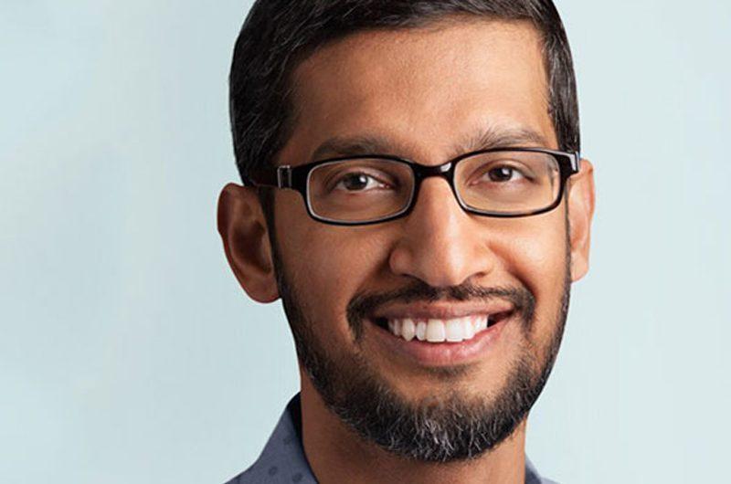 Sundar Pichai, CEO Google asal India