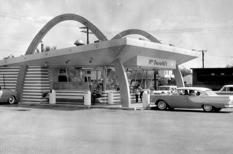 Restoran McDonald pertama milik Ray Kroc