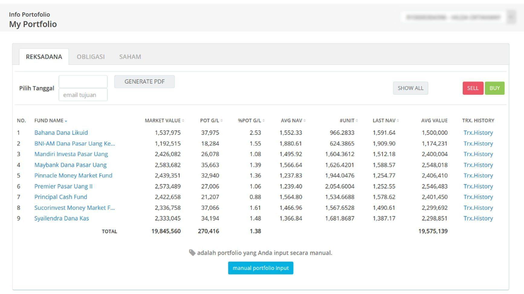 Screenshot Perkembangan Investasi Saham - Day 133, Selasa, 7 Juli 2020 BDL & PPO