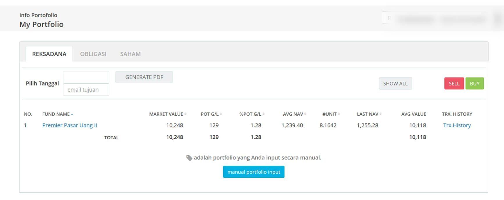 Screenshot Perkembangan Investasi Saham - Day 148, Selasa, 28 Juli 2020 BDL & PPO