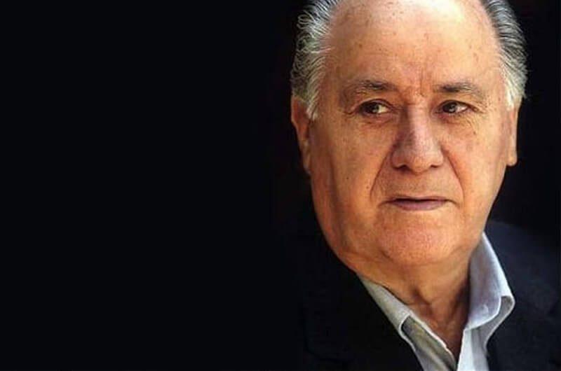 KoalaHero.com - Amancio Ortega, Founder, Pendiri dan Pemilik Brand Zara