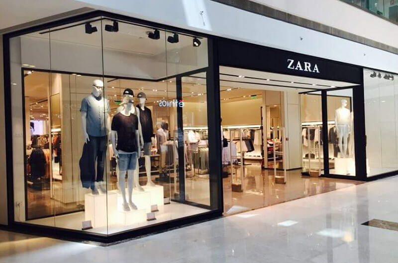 Outlet Zara