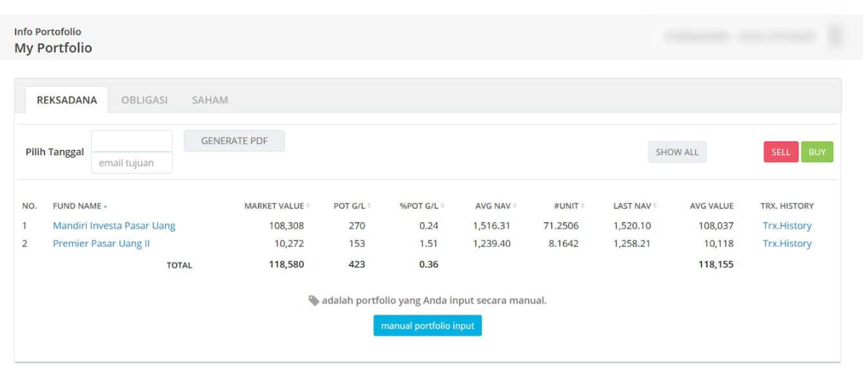 Screenshot Perkembangan Investasi Saham - Day 161, Selasa, 18 Agustus 2020 BDL & PPO