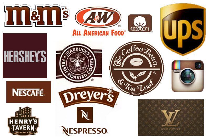 Arti Warna Coklat Pada Logo