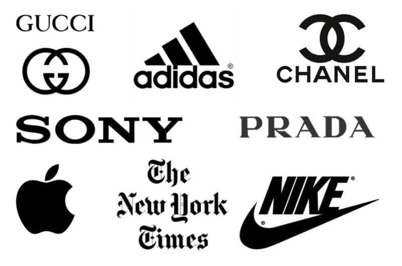 Arti Warna Hitam Pada Logo Perusahaan