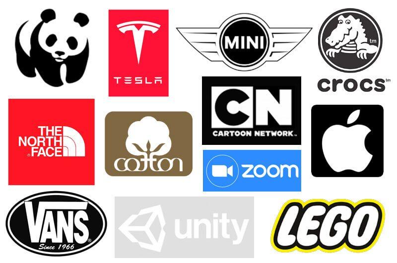Arti Warna Putih Pada Logo