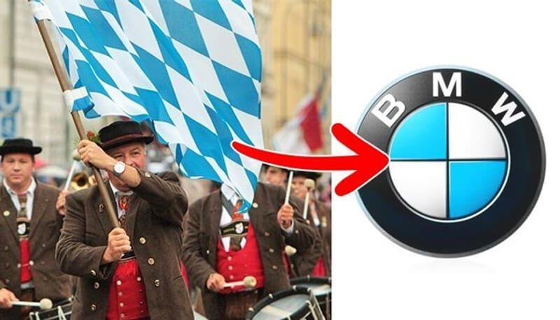 Pesan tersembunyi dibalik logo BMW