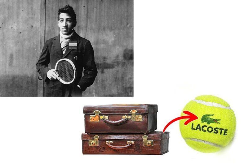 Pesan tersembunyi dibalik logo Lacoste