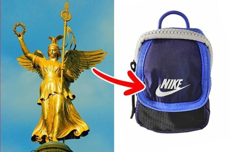 Pesan tersembunyi dibalik logo Nike