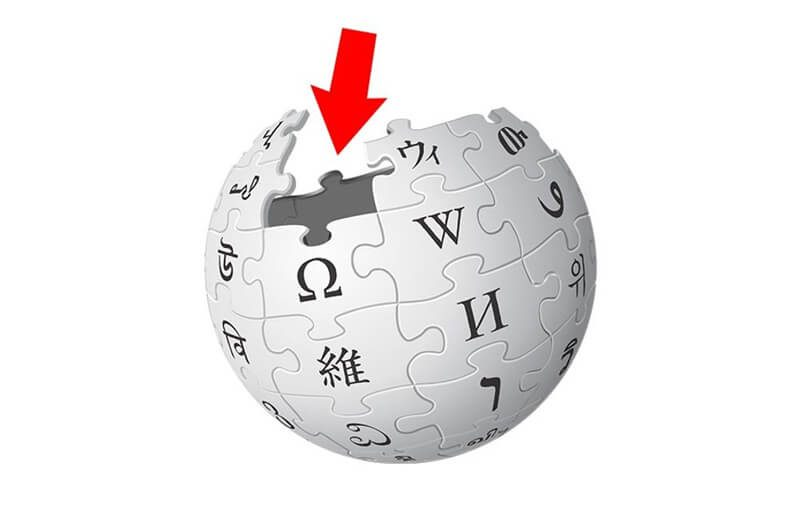 Pesan tersembunyi dibalik logo Wikipedia