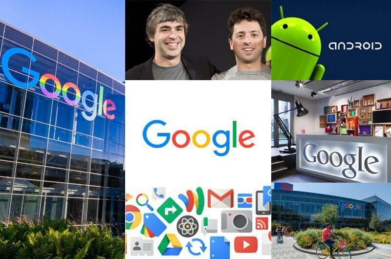 Sergey Brin, Larry Page dan Google dengan Valuasi Senilai US$160 miliar
