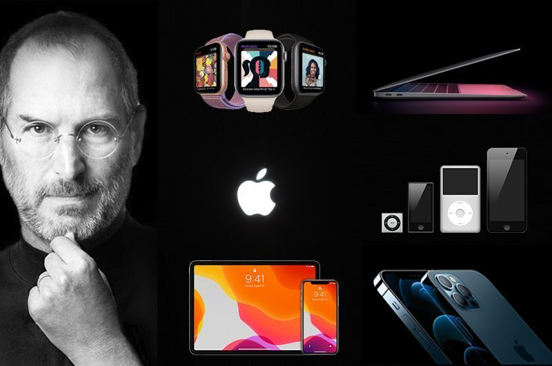 Steve Jobs, Produk dan Brand Apple dengan Valuasi Senilai $140B