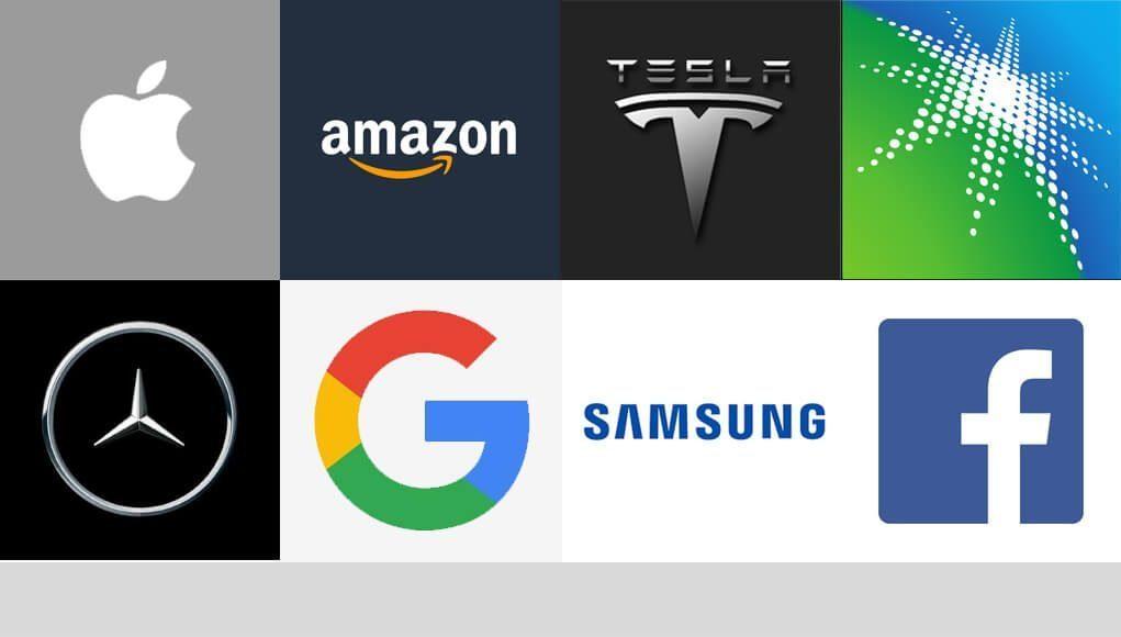 Jajaran Brand Dunia dengan Nilai Valuasi Tertinggi