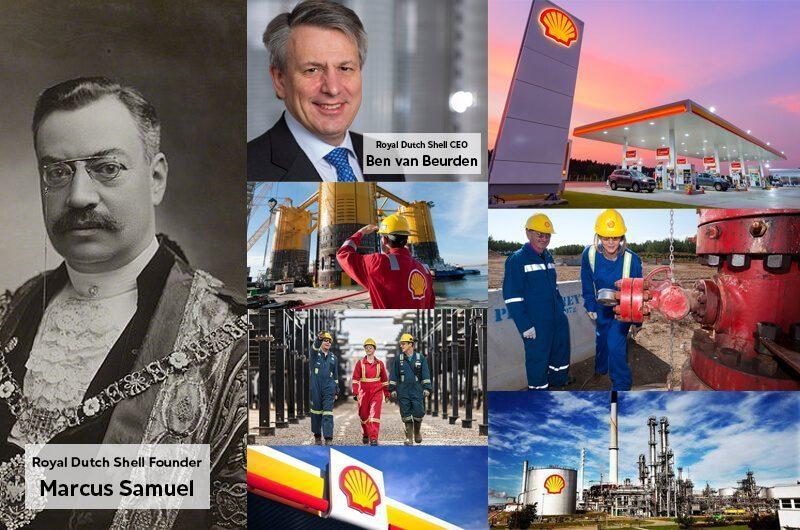 Marcus Samuel - Shell Founder, Ben van Beurden - Shell CEO dan Valuasi Perusahaan Shell Sebesar $47B